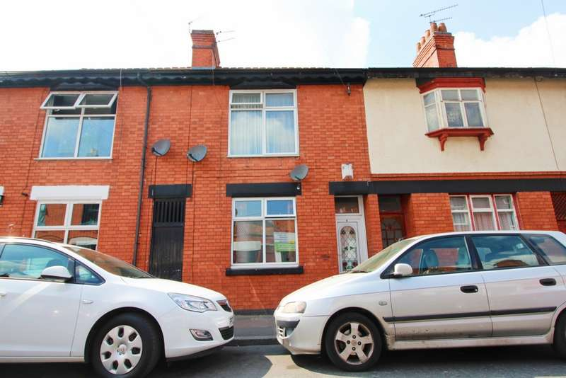 3 Bedrooms Terraced House for sale in Linton Street, Leicester, LE5