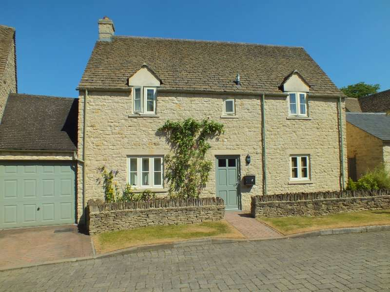 4 Bedrooms Semi Detached House for sale in Quenington, Cirencester