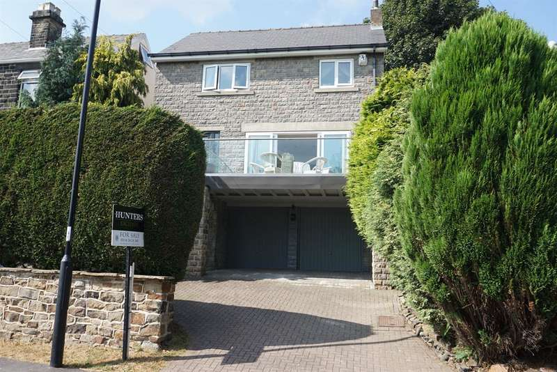 4 Bedrooms Detached House for sale in Loxley Road, Loxley, Sheffield, S6 6RS