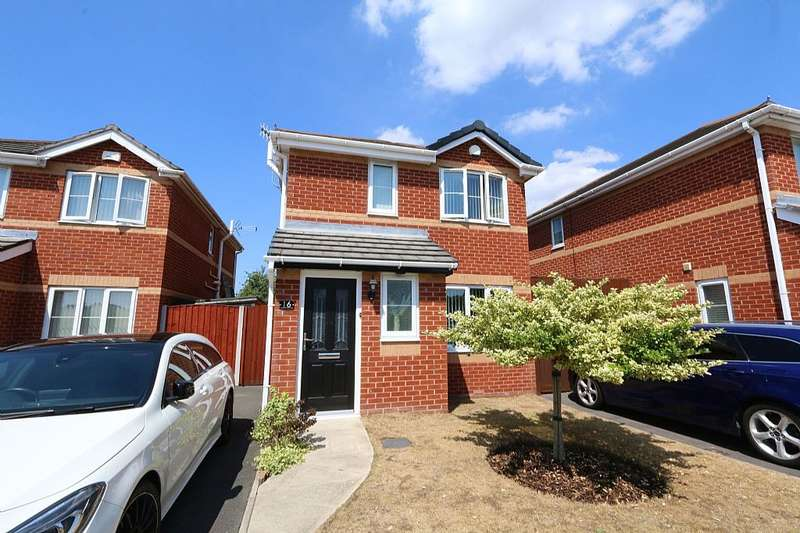 3 Bedrooms Detached House for sale in Collingwood Close, Liverpool, Merseyside, L4 1RE