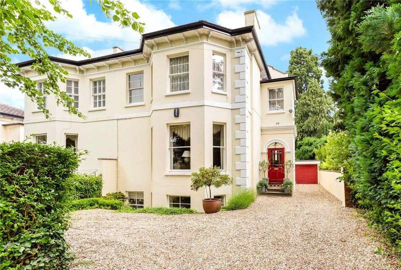 6 Bedrooms Unique Property for sale in Battledown Approach, Cheltenham, Gloucestershire, GL52