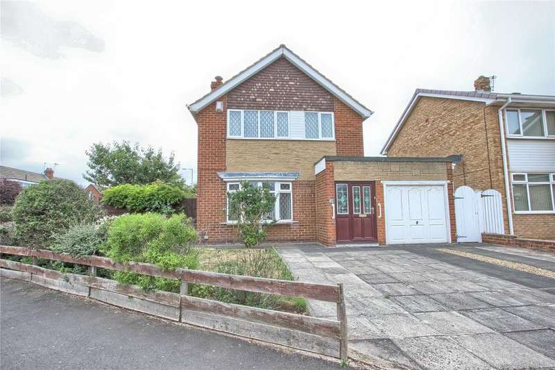 3 Bedrooms Detached House for sale in Coast Road, Marske-by-the-Sea