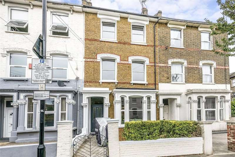 4 Bedrooms Terraced House for sale in Romilly Road, London, N4