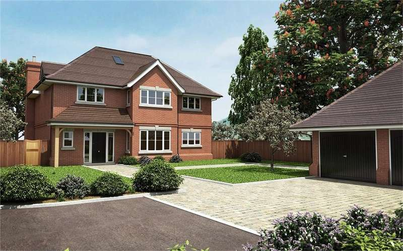 5 Bedrooms Land Commercial for sale in Finchampstead Road, WOKINGHAM, Berkshire