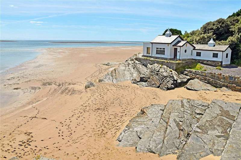1 Bedroom Detached House for sale in Morfa Bychan, Porthmadog, Gwynedd