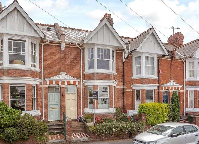 4 Bedrooms House for sale in St. Leonards Road, Exeter, Devon, EX2