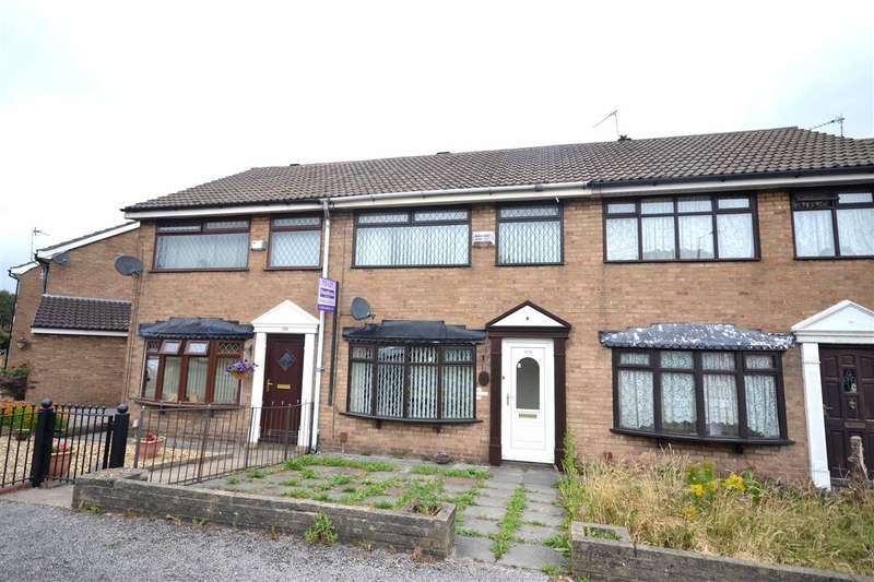 3 Bedrooms Town House for sale in Wigan Road, Leigh