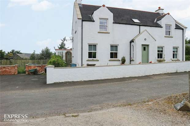 4 Bedrooms Detached House for sale in Ballyvennaght Road, Ballyvoy, Ballycastle, County Antrim