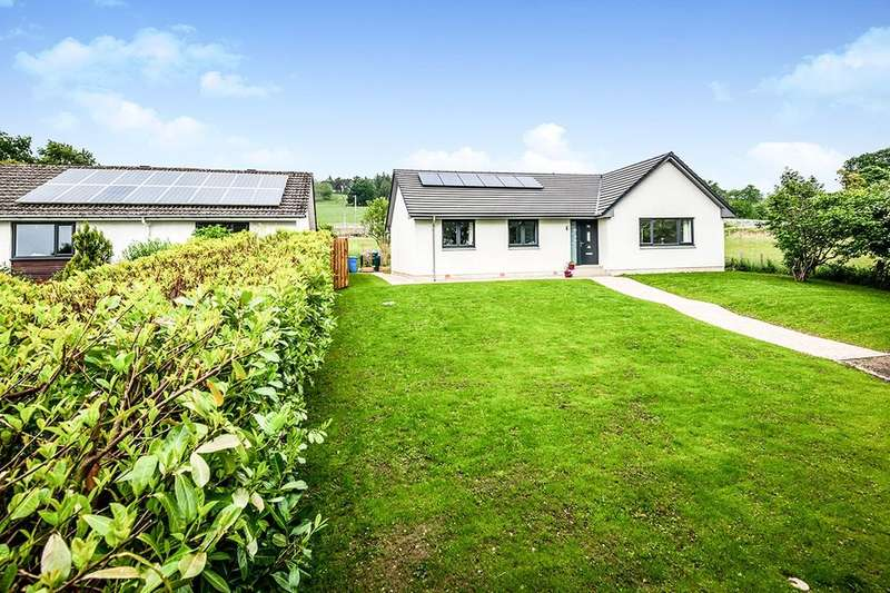 3 Bedrooms Detached Bungalow for sale in Dingwall, IV15