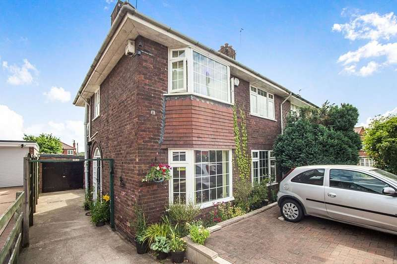 3 Bedrooms Semi Detached House for sale in Sandall Rise, Doncaster, DN2
