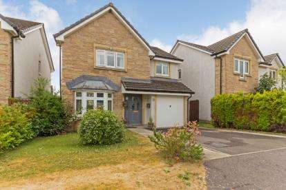 4 Bedrooms Detached House for sale in Lochty Park, Kinglassie