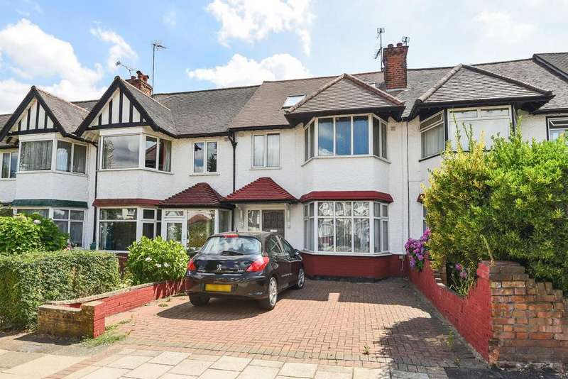 5 Bedrooms Semi Detached House for sale in Mayfield Avenue, North Finchley
