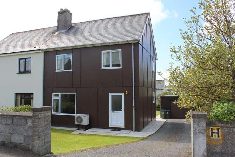 3 Bedrooms Semi Detached House for sale in Laverock Road, Kirkwall KW15