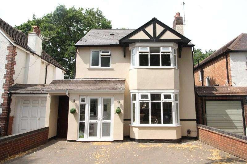 4 Bedrooms Detached House for sale in Smirrells Road, Hall Green, Birmingham