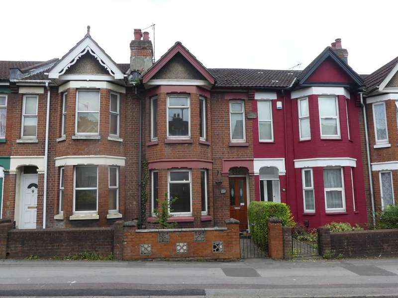3 Bedrooms Terraced House for sale in Romsey Road, Shirley