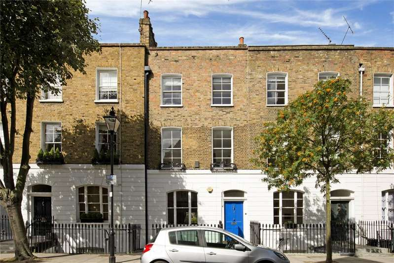 4 Bedrooms Terraced House for rent in Devonia Road, Islington, London