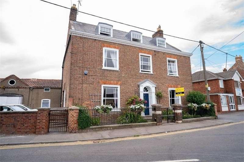 7 Bedrooms Detached House for sale in Park Lane, Donington, Spalding, Lincolnshire