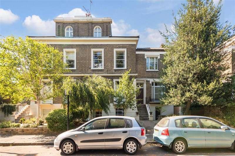 2 Bedrooms Flat for sale in Alwyne Road, Canonbury, Islington, London