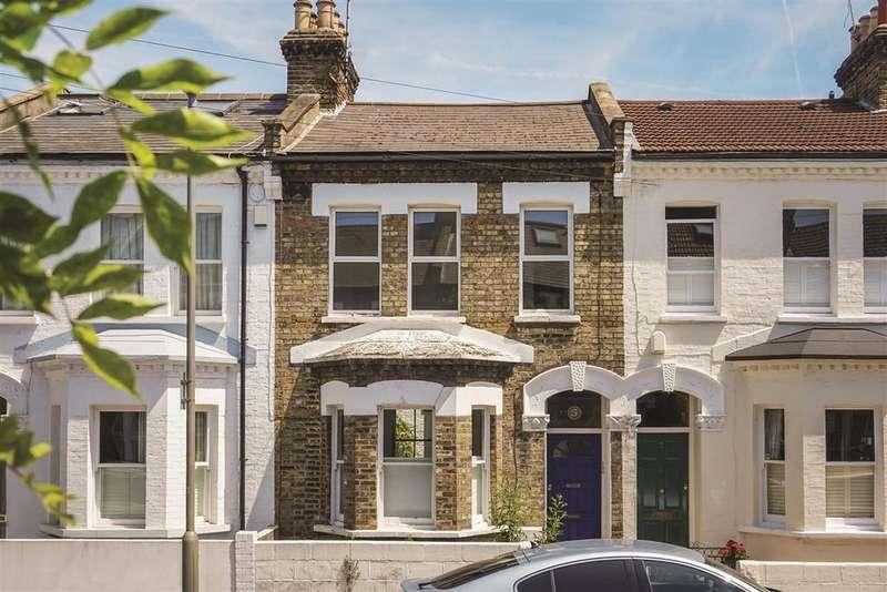 3 Bedrooms Terraced House for sale in Balfern Street, SW11
