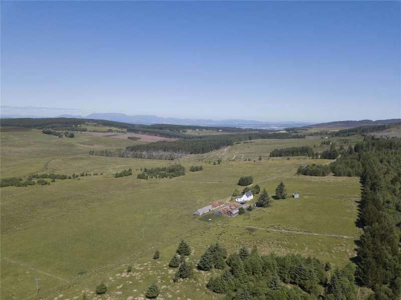 3 Bedrooms Farm Land Commercial for sale in Abriachan, Inverness
