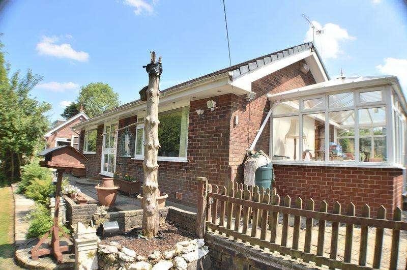 2 Bedrooms Detached Bungalow for sale in Broadbottom Road, Mottram, Hyde