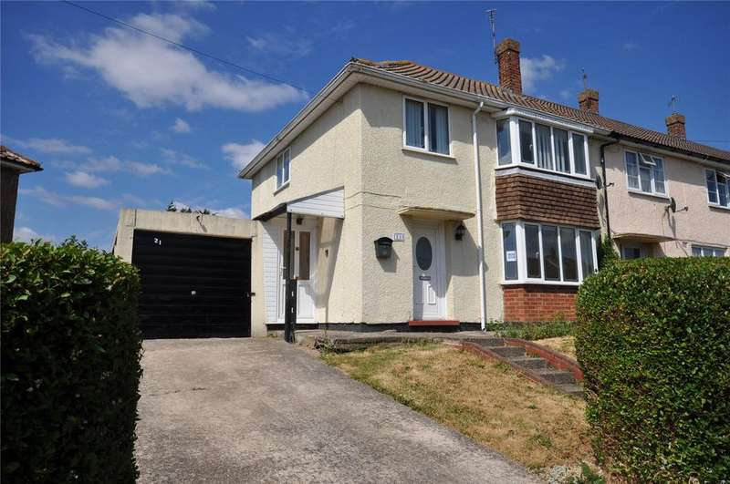 3 Bedrooms End Of Terrace House for sale in Princess Drive, Melton Mowbray, Leicestershire