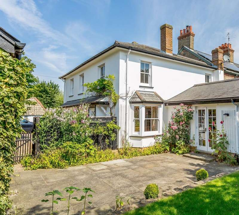 4 Bedrooms Unique Property for sale in Chapel Street, HINXWORTH, SG7