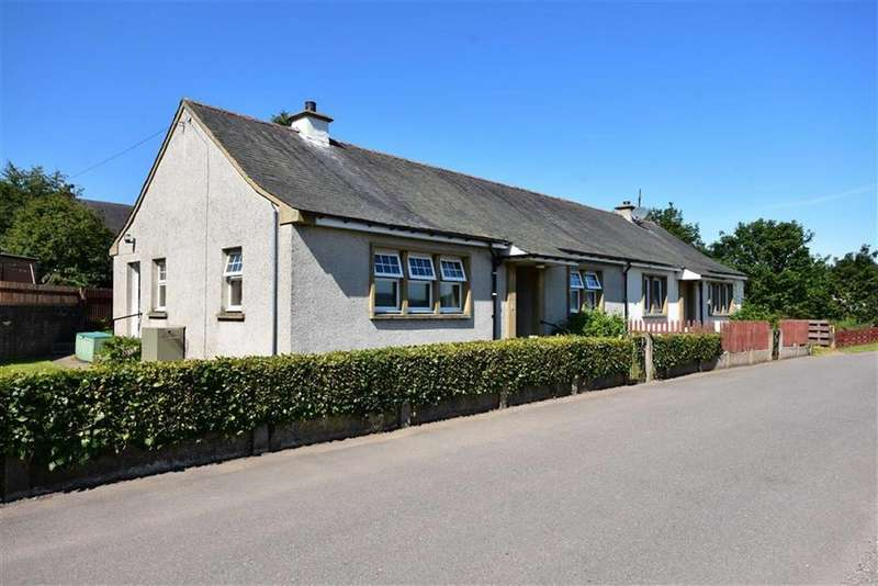 3 Bedrooms Semi Detached Bungalow for sale in Tomintoul