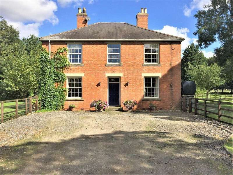 4 Bedrooms Detached House for sale in Thornton-le-moor, Market Rasen, Lincolnshire