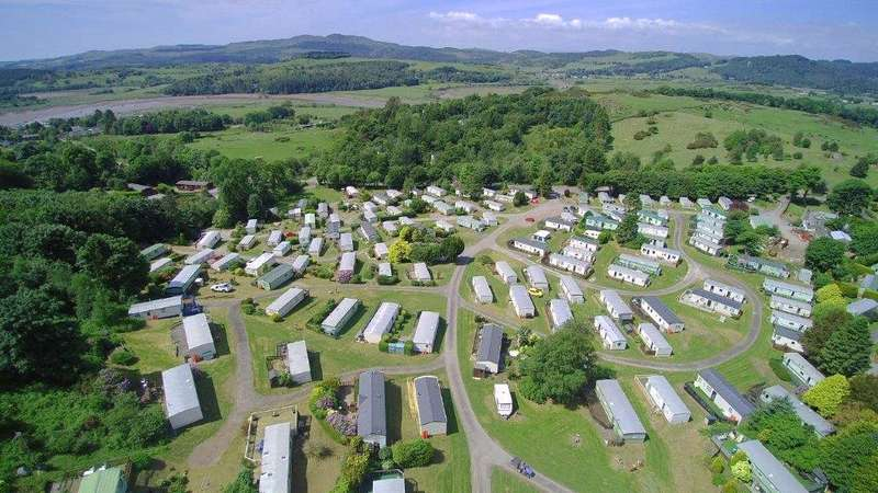 Hotel Commercial for sale in Doonpark Holiday Park, Kippford, Dalbeattie, Dumfries & Galloway, DG5