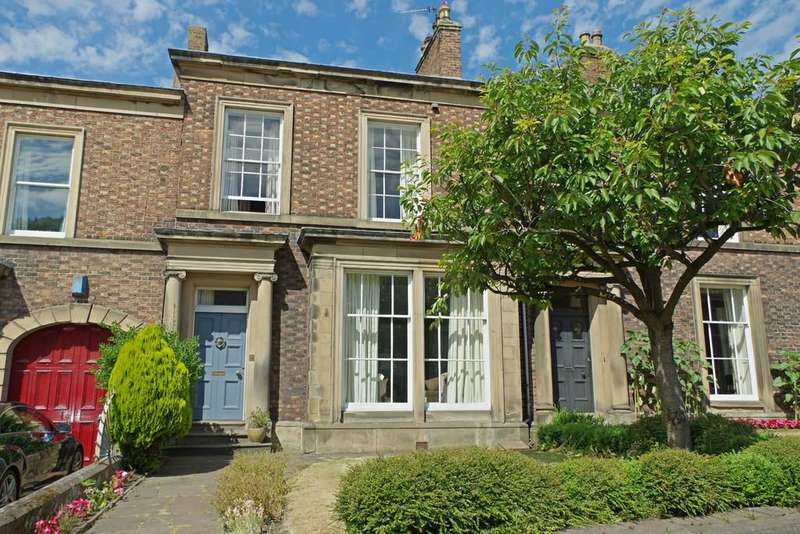 5 Bedrooms Town House for sale in Devonshire Terrace, Carlisle