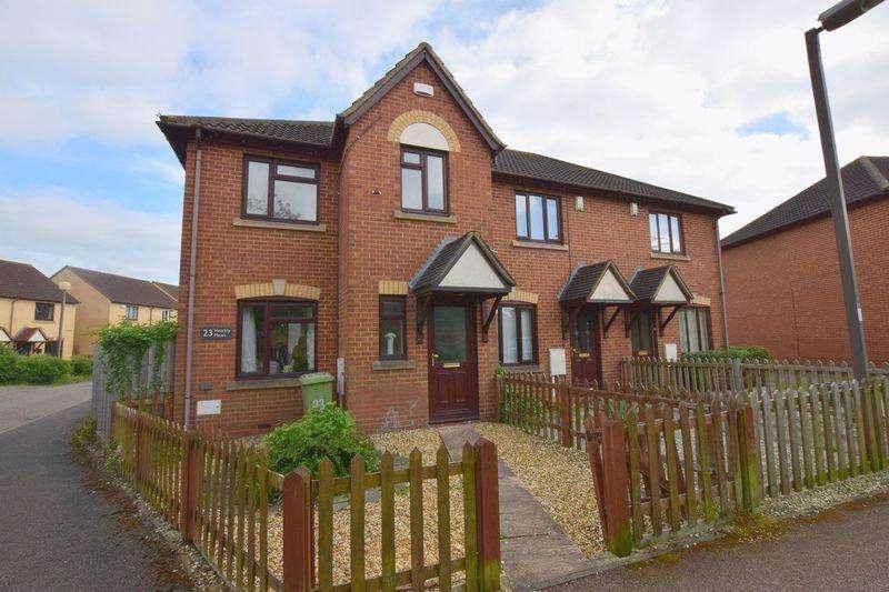 3 Bedrooms End Of Terrace House for sale in Hoathly Mews, Milton Keynes