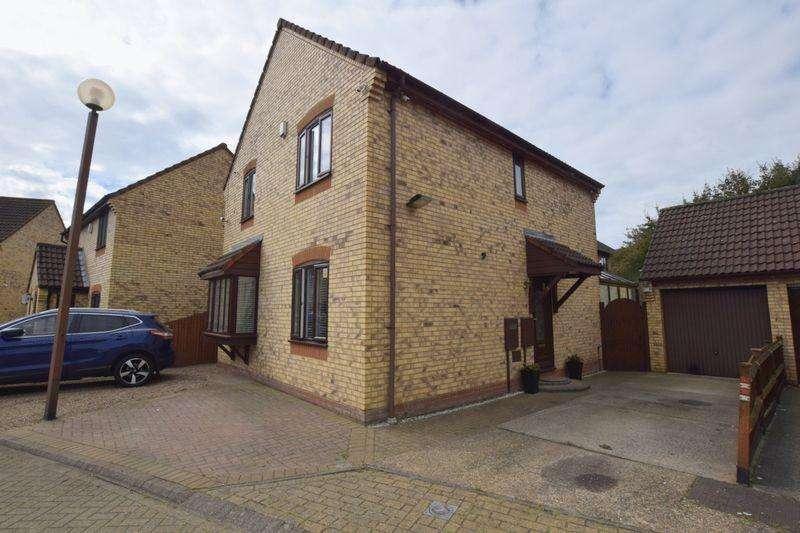 4 Bedrooms Detached House for sale in Matilda Gardens, Shenley Church End, Milton Keynes