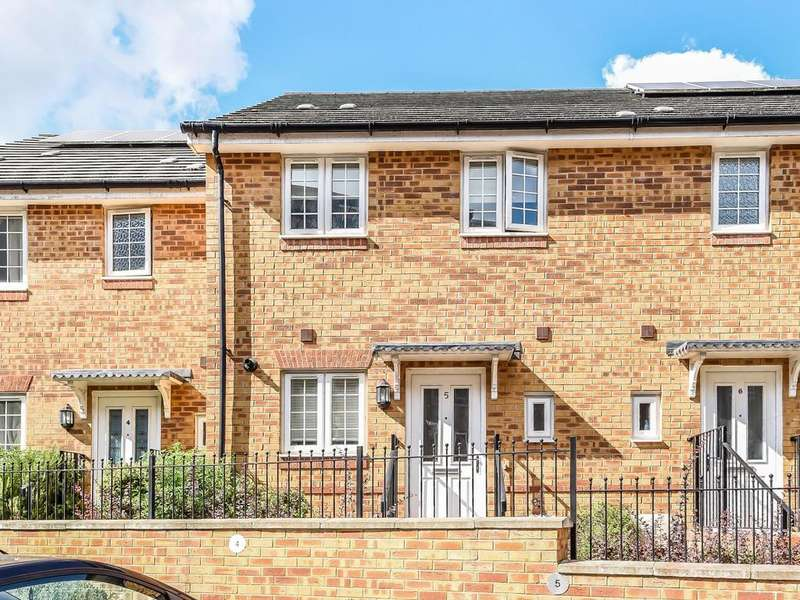 2 Bedrooms Terraced House for sale in Whitley Rise, Reading, RG2