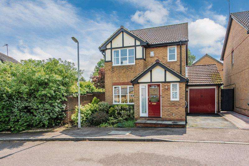 3 Bedrooms Detached House for sale in RARELY AVAILABLE detached home in the POETS GADEBRIDGE