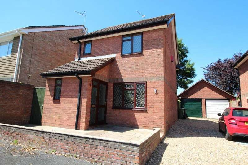3 Bedrooms Detached House for sale in Fountain Court, Hedge End SO30