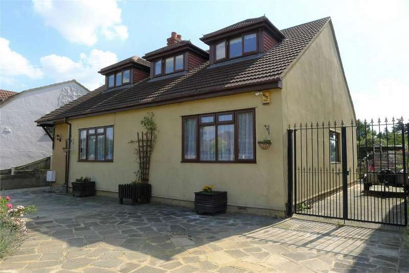 5 Bedrooms Detached House for sale in Farm Road, Rainham, Essex