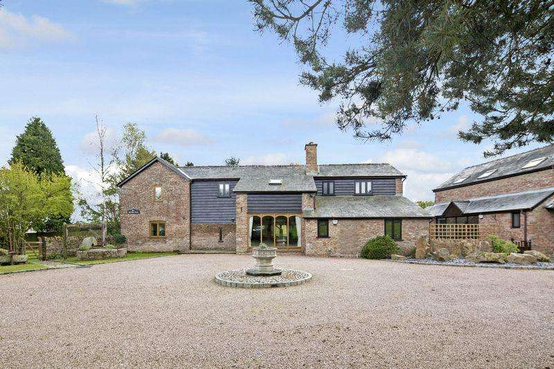 7 Bedrooms Detached House for sale in Peterstow