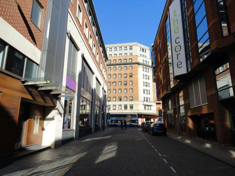 Studio Flat for sale in The Basilica, 2 King Charles Street