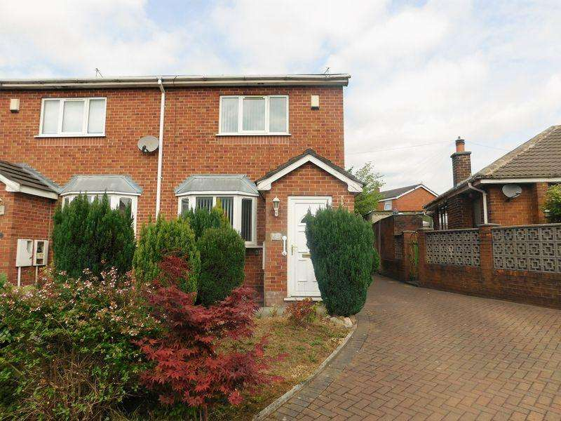 3 Bedrooms Semi Detached House for sale in Moston Lane East, Manchester