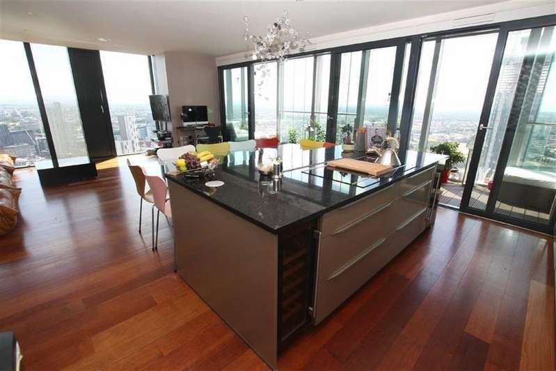 4 Bedrooms Apartment Flat for sale in Beetham Tower, Manchester