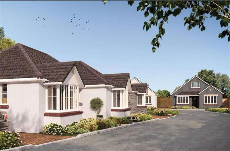 3 Bedrooms Detached Bungalow for sale in Aldens Close, Winterbourne Down, Bristol, BS36 1DE