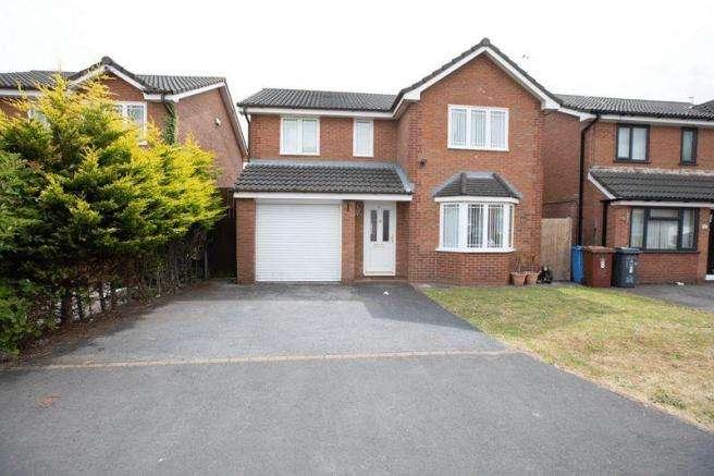 4 Bedrooms Detached House for sale in Glen Way, Kirkby
