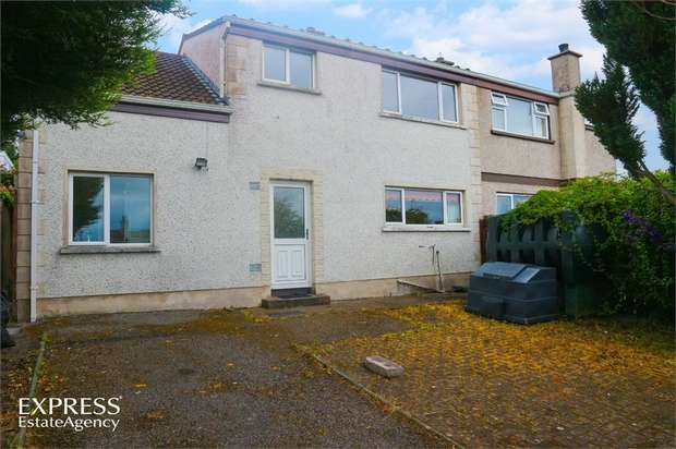 5 Bedrooms Semi Detached House for sale in Drumhaw Park, Lisnaskea, Enniskillen, County Fermanagh