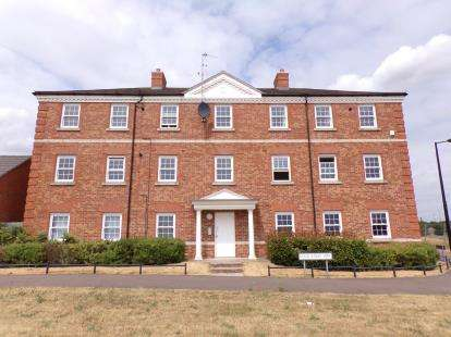 2 Bedrooms Flat for sale in Long Roses Way, Birstall, Leicester, Leicestershire
