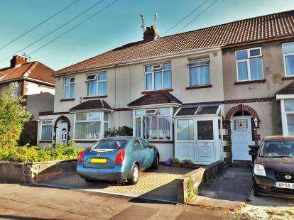 3 Bedrooms Terraced House for sale in Station Road, Filton, Bristol