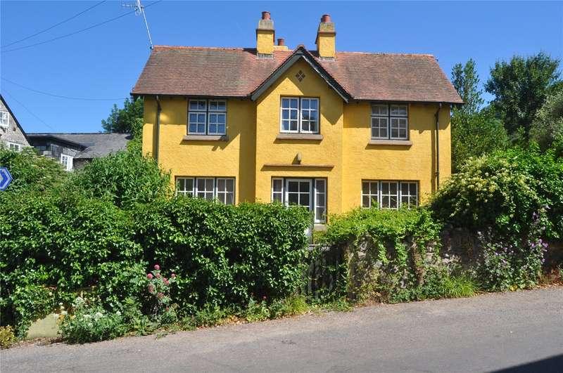 3 Bedrooms Detached House for sale in Branscombe, Seaton, Devon, EX12