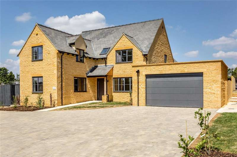 4 Bedrooms Detached House for sale in Plot 3, Stow Road, Toddington, GL54