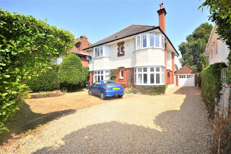 5 Bedrooms Barn Conversion Character Property for sale in Stirling Road, Bournemouth