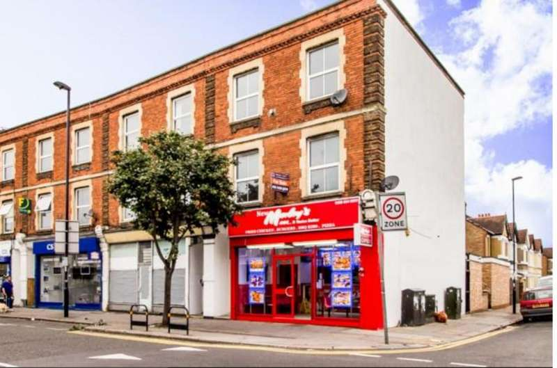 2 Bedrooms Maisonette Flat for sale in Morland Road/Beckford Road, Croydon